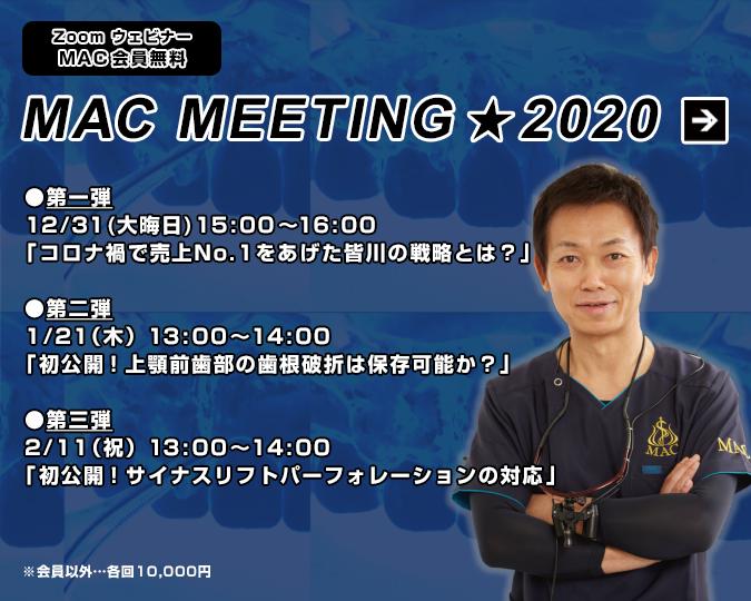 MAC MEETING 2020